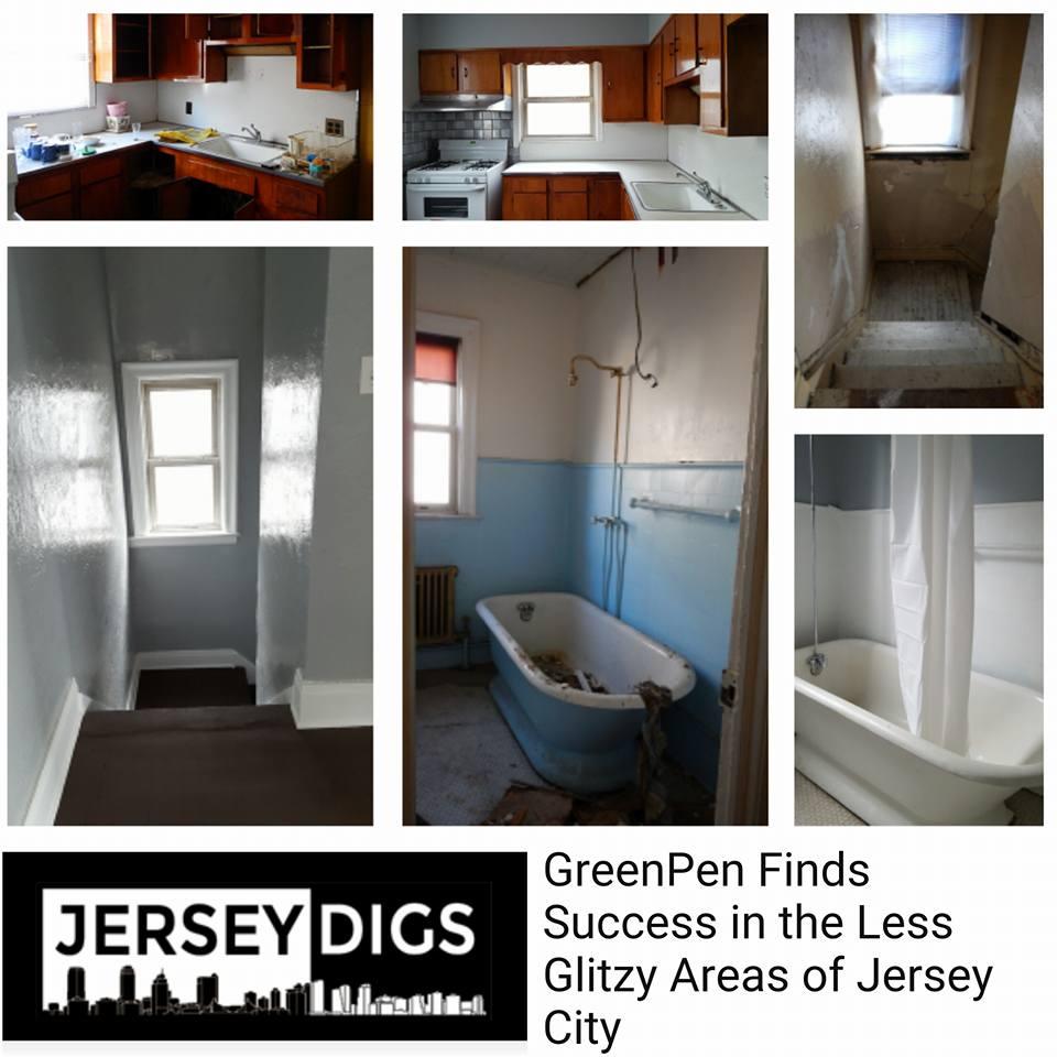 JerseyDigs & GreenPen