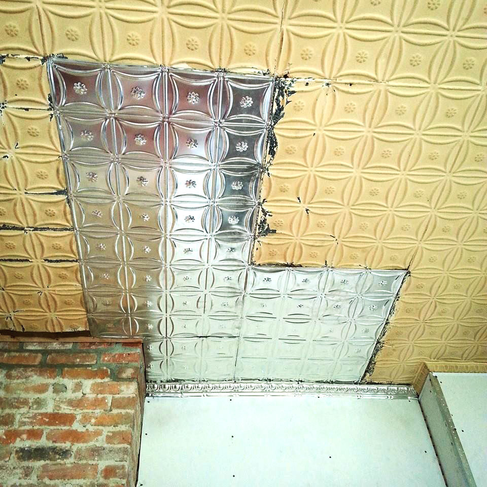 Tin Ceiling Repair Ask An Investor Greenpen Investments